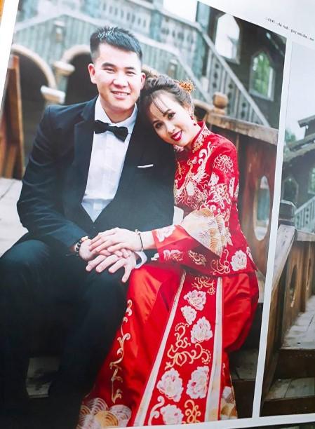 In ảnh cưới bằng chất liệu gì