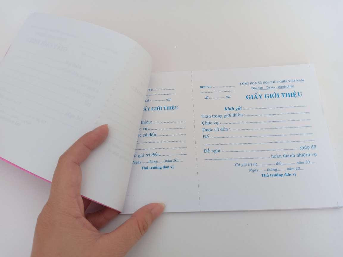 In hoá đơn từ giấy