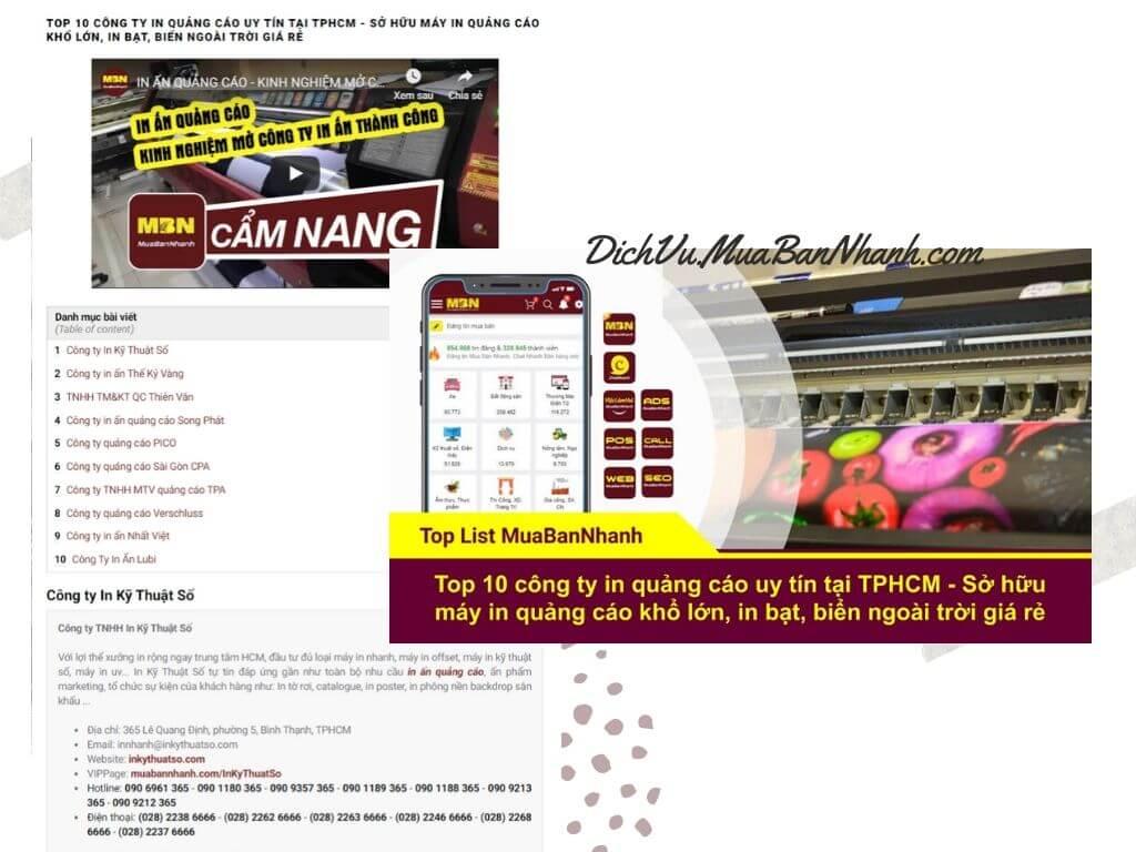 In Kỹ Thuật Số Since 2006 - Top công ty in ấn hoạt động mạnh mẽ tại sàn thương mại điện tử MuaBanNhanh - 3